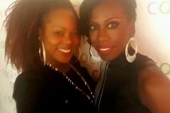 Natasha and Michelle Moore